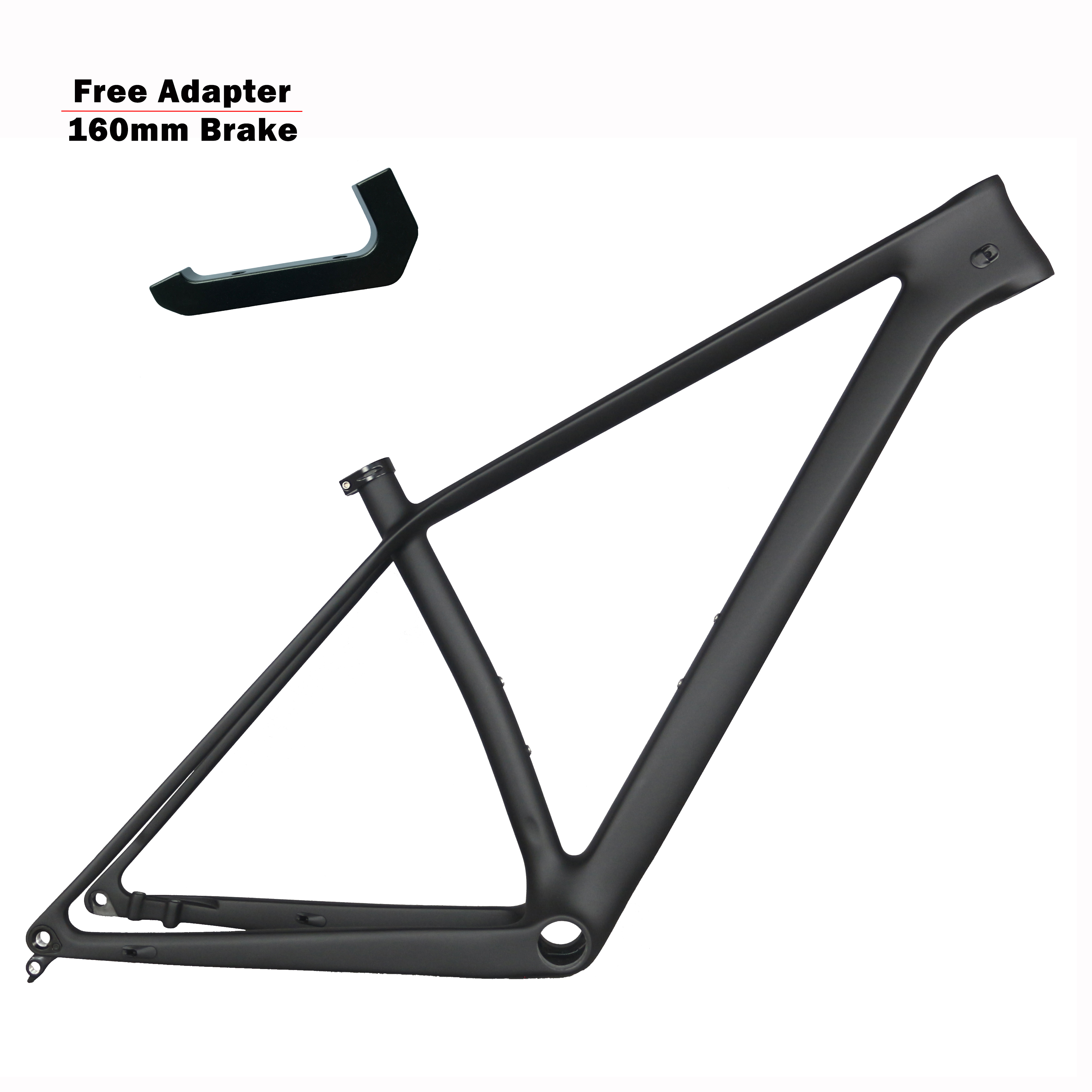 SERAPH Carbon Mountain Bicycle  Frame 29er Boost 29er Plus Frame With BB92 With 29er*2.35 Tire Fm199 Frame And 29er*3.0  FM299
