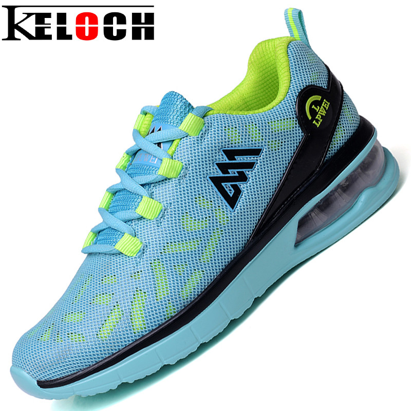 Keloch 2017 Women Mesh Shoes Ladies Breathable Training Sports Shoes Women Running Shoes Sneakers 3 Color