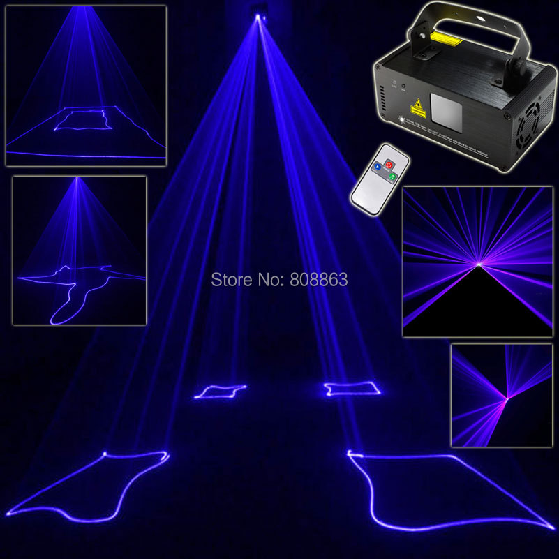 450mw BLUE DMX512 Laser Stage Lighting Scanner Beam Effect Light DJ Disco Party Xmas Lights Show Remote Digital Display DMX D71 disco beam laser light professional remote dmx512 red 200mw stage lighting scanner dj party show xmas light led effect projector