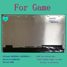 Original LCD screen Q270DTD00 DM270Q002 M270DTN01.0 M270DTN01.3 M270DTN01.5 2K 144HZ For DELL S2716DG Asus MG278 game monitor