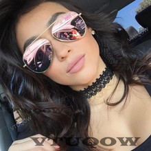 2019 Luxury Brand Pilot women's Sunglasses Fashion hue Retro Vintage Aviation Ladies Sunglass Female Sun Glasses For Women modis