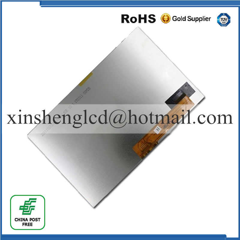 Free Shipping 10.1 inch KR101LG1T 1030300828 REV:A LCD DISPLAY SCREEN for tablet pc Replacement