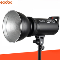 Godox DS400II 400 Вт 400Ws фотовспышка для студийной фотосъемки колпак для стробоскопа для Камера Bowens Маунт Студия флэш