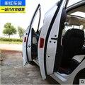 Porta Aberta do carro Adesivos de Advertência para Tiggo Fulwin Chery QQ A1 A3 E3 E5 G5 V5/EMGRAND EC7 EC7-RV EC8