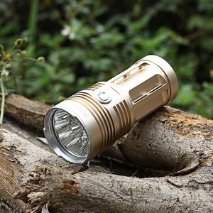Image 5 - 3T6 4T6 5T6 7T6 8T6 9T6 Powerful LED Flashlight 18650 Ultra Bright Tactical Torch light Portable Lamp 5 Modes hunting camping