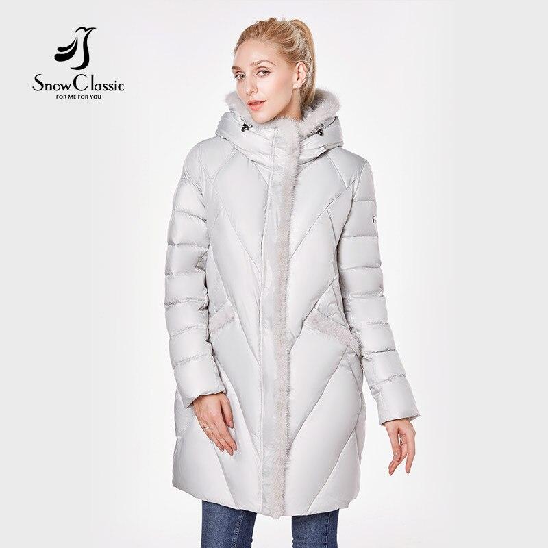 Mulheres casaco mulheres jaqueta camperas mujer abrigo invierno 2018New park plus size 5xl Mink cabelo chapéu grosso Keep warm Europeu desig