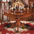 Estilo europeo de madera moderna mesa de comedor de madera Maciza mesa de comedor