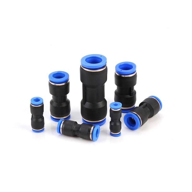 20SP Aire Acoplador r/ápido Adaptador de conector de tubo de 5 mm x 8 mm
