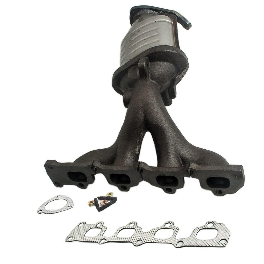 Exhaust Manifold Catalytic Converter fit Chevy Malibu Saturn Aura Pontiac G6 2.4