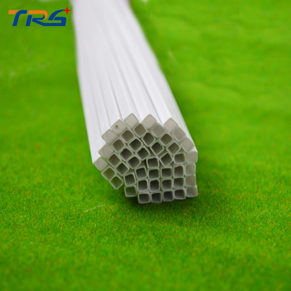 Sand table Diy handmade construction ABS Square pipe tube 5mm dia for model making in Model Building Kits from Toys Hobbies