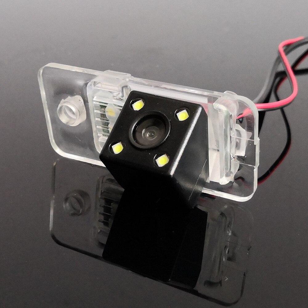 Backup Park Kamera 170 Grad CCD Spezielle Auto-hintere Ansicht-rück Für Audi A3 S3 8 P A4 S4 RS4 B7 A6 C6 S6 RS6 4F Q7 SQ7 4L