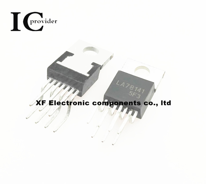 Image 4 - Free shipping 100pcs/lot LA78141 78141 TO 220 7 IC best quality.-in Integrated Circuits from Electronic Components & Supplies