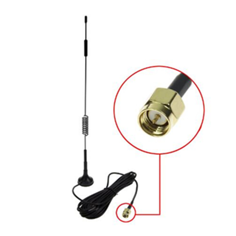 4G LTE Wifi Antenna 7dBi SMA Male External Antenna Wifi Signal Booster Amplifier Modem Directional Adapter Network Reception