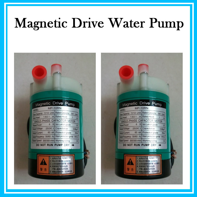 MP 6RZ Electric Magnetic Drive Circulation Pump Acid Resistance Magnetic Water Pump Micro Magnetic Pump 220V