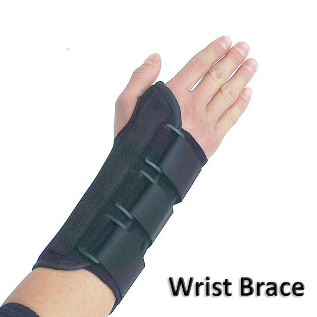Wristband Medical Wrist Support Brace Hand Finger Aluminum Splint Strap Fixator Carpal Tunnel Syndrome Fracture Arthritis Pain