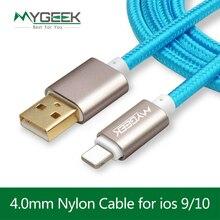 Данным mygeek заряжателя sync зарядный m ios провода мобильный s кабель