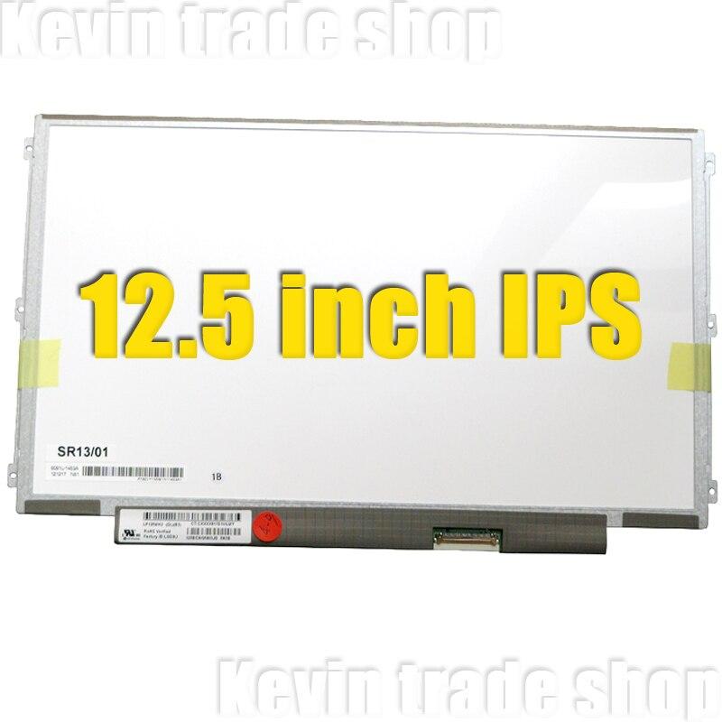 12,5 Ips FÜr Lenovo Ibm U260 K27 K29 X220 X230 Led Lcd Screen Lp125wh2-slb1 Lp125wh2-slb3 Lp125wh2 Slb3 Slt1 Display Matrix Reich An Poetischer Und Bildlicher Pracht