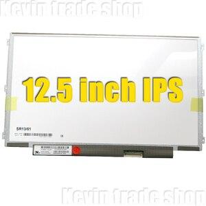 12.5 IPS FOR LENOVO IBM U260 K27 K29 X220 X230 LED LCD SCREEN LP125WH2-SLB1 LP125WH2-SLB3 LP125WH2 SLB3 SLT1 Display matrix