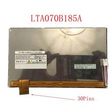 цена на Original new LTA070B185A LTA070B LTA070185 7inch TFT LCD Display for Toyota BMW Mercedes car navigation system