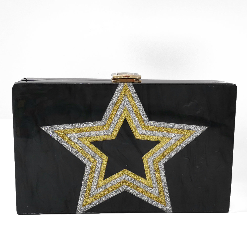 Star Acrylic Bag (2)