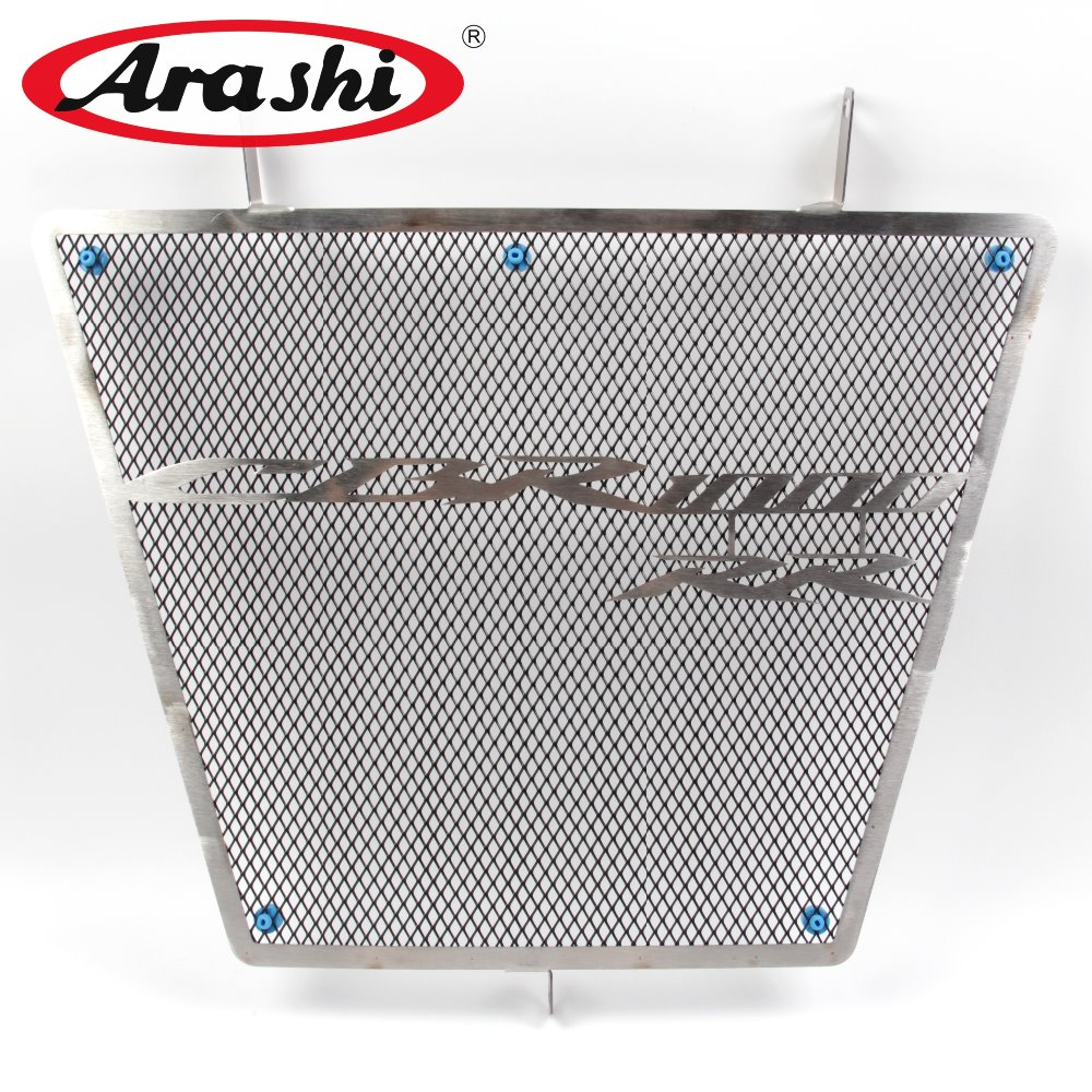Arashi CBR1000RR Stainless Radiator Grille Cover Case For HONDA CBR 1000 RR 2012 2013 2014 Guard Cover Protector Motorcycle