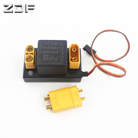 ZDF Rcexl 100A brush motor start electronic switch of relay v1.0 for DLE EME 35 55