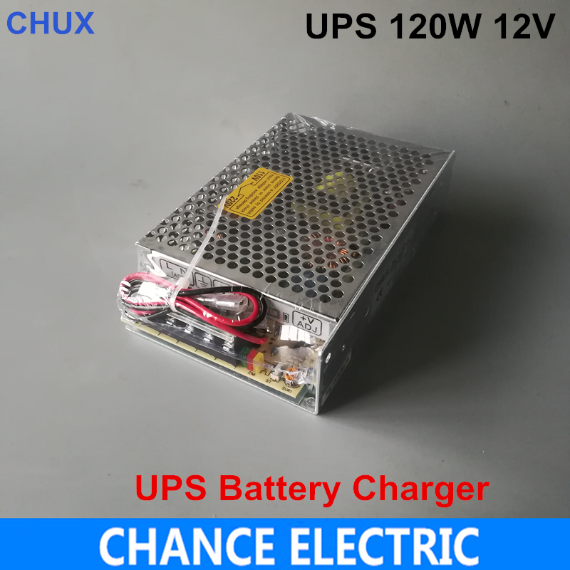 12V Switching Power Supply Universal AC UPS Charge Type 12V Power Supply   AC DC   (SC120W-12)