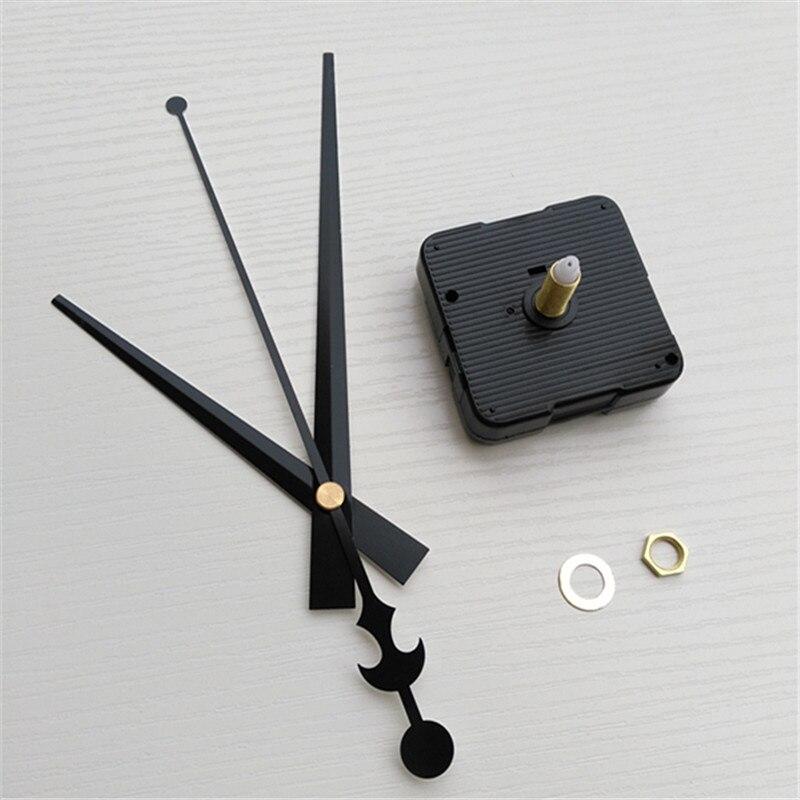 50PCS High Torque 28MM Shaft 6262 Clock Movement Clockwork DIY Clock Accessaries with Clock Hands