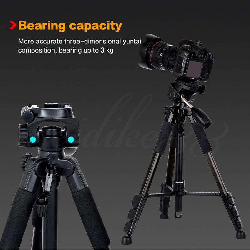 New-Zomei-Tripod-Z666-Professional-Portable-Travel-Aluminium-Camera-Tripod-Accessories-Stand-with-Pan-Head-for(1)