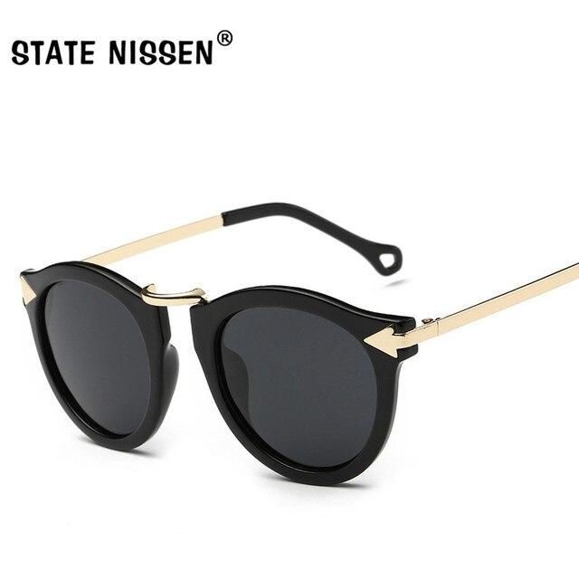 c96375fc45 STATE NISSEN Women Sunglasses Fashion Retro Polarized Mirror Sun glasses  Female Vintage Gafas De Sol Oculos
