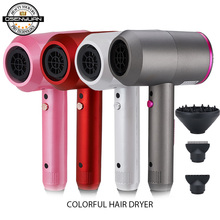 Professional hair dryer Hot Selling Hair Dryer 3-in-1 Multifunctional Styling Tools Hairdryer Curler Salon 2000 W