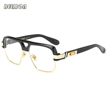 Spectacle Frame Women Men Fashion Eyeglasses Computer Prescription Optical For Female Eyewear Clear Lens Glasses Frame RS510