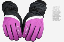 GLV981Skiing outdoor thickening antiskid wear to keep warm in winter Cycling font b gloves b font