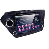Dvd плеер автомобиля Авторадио ленты Регистраторы для KIA RIO 3 4 K2 2011 2012 2013 2014 2015 gps Navi аудио ТВ МЖК BT USB/SD Российской меню