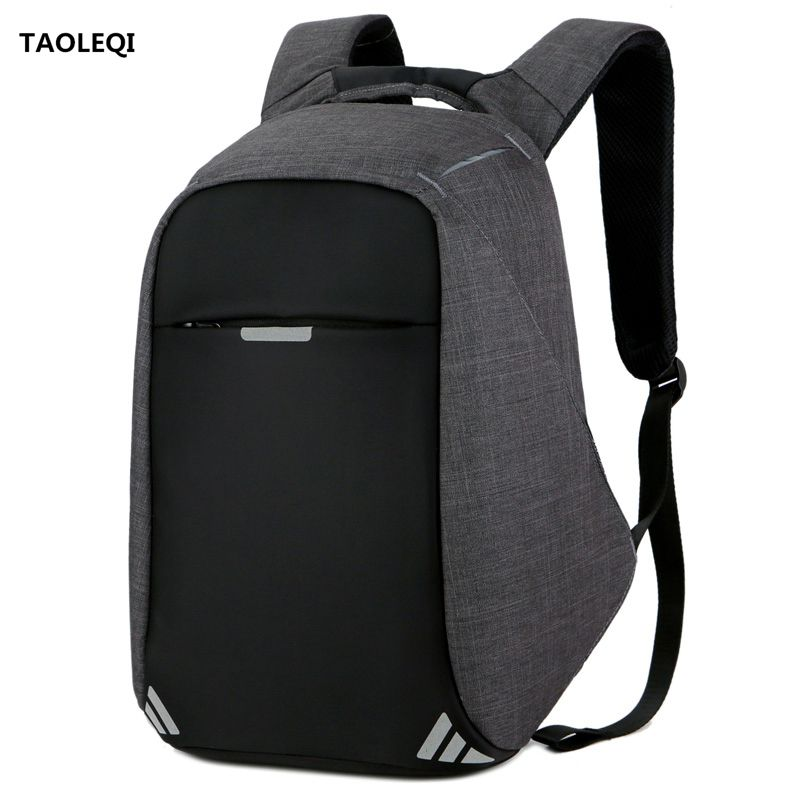 Men's Backpack Bag USB Charge 15inch Laptop Backpacks For Teenager Fashion Male Mochila Women Leisure Travel backpack anti thief voyjoy t 530 travel bag backpack men high capacity 15 inch laptop notebook mochila waterproof for school teenagers students