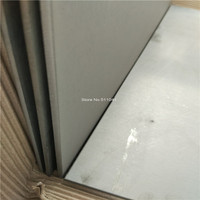 Grade 5 Titanium Sheet GR5 Titanium Plates 6 0mm Thickness