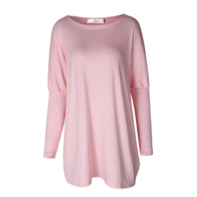 Sweater Tops Women 2017 Autumn Winter Long Sleeve Plus Size Pullovers  Elegant Women  Loose Female Sweater Clothing WS1401Y 3