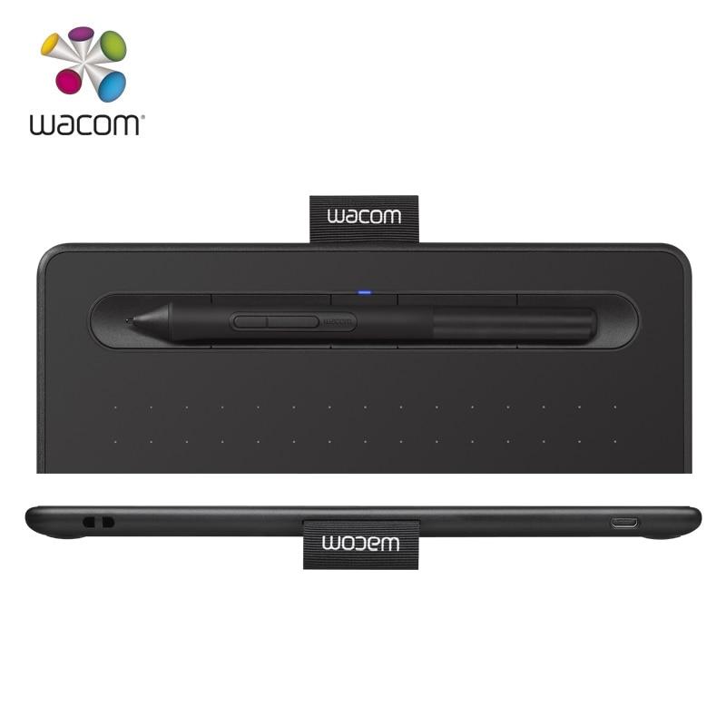 Tablette de dessin graphique Wacom Intuos CTL-4100 tablettes numériques 4096 niveaux de pression (noir/petite taille) - 3