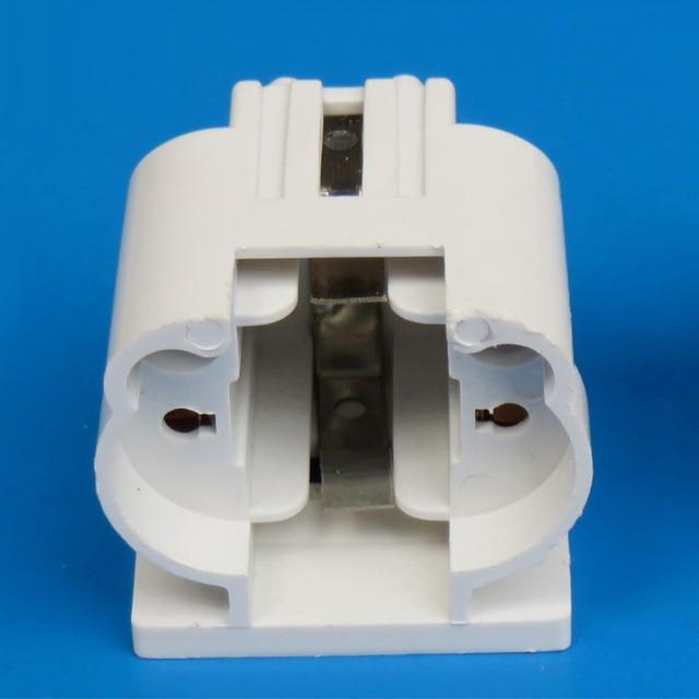 10pcs/lot G23 Lamp Holder G23 Lamp Socket G23 Energy Saving Table Lamp Base Lighting Accessories