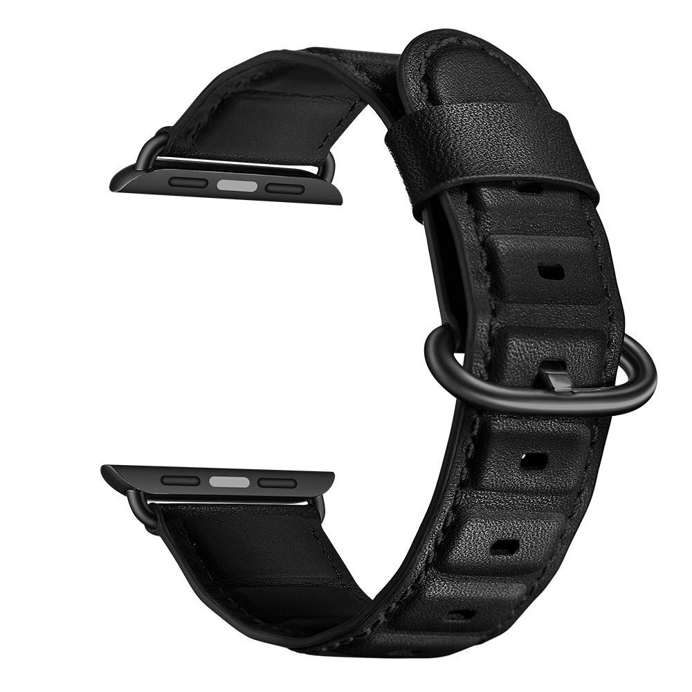 Genuine leather strap for apple watch band 42mm 38mm 44mm 40mm iwatch series 4 3 2 1 accessory replacement bracelet beltGenuine leather strap for apple watch band 42mm 38mm 44mm 40mm iwatch series 4 3 2 1 accessory replacement bracelet belt