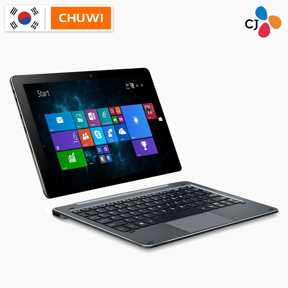 CHUWI Hi10 Air Intel Cerise Trail-T3 Z8350 Quad Core Windows 10 10.1 Pouces 1920*1200 4 GB RAM 64 GO ROM Type-C 2 dans 1 Tablet