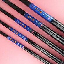 ANZHENJI Wholesale 1.8-5.4M Stream Fishing Rod Glass Fiber Telescopic Rod Ultra Light Carp Fishing Pole for beginner