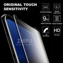 3D полное покрытие закаленное стекло для samsung Galaxy Note 9 Note9 Защитная пленка для samsung Note 9 6,4 защитная пленка