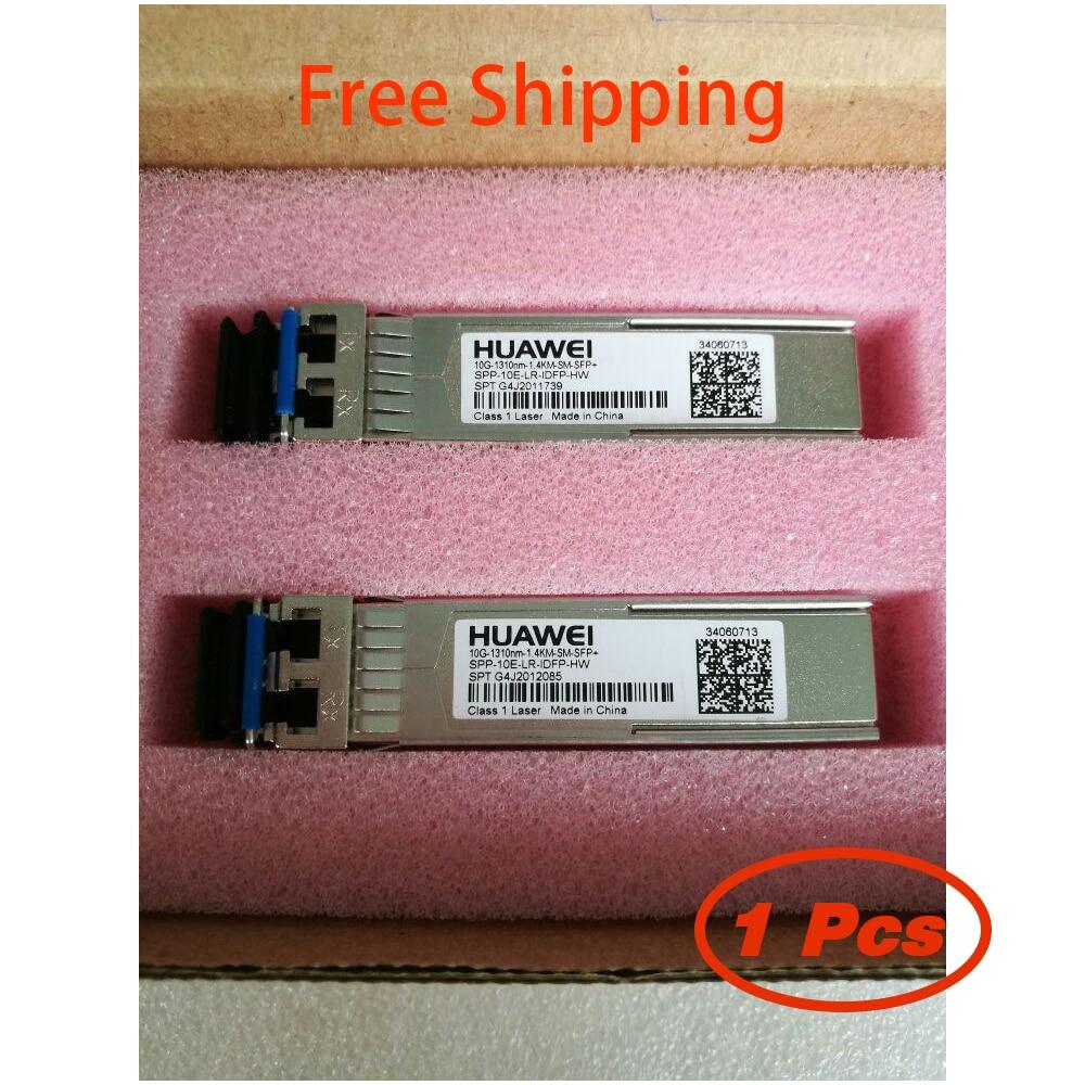 Huawei SFP SPP 10E LR IDFP HW single mode 10G 1310NM 1 4KM fiber optic module
