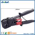 Alta qualidade de crimpagem RJ45 RJ11 8 P / 6 P para cabos de rede e telefone