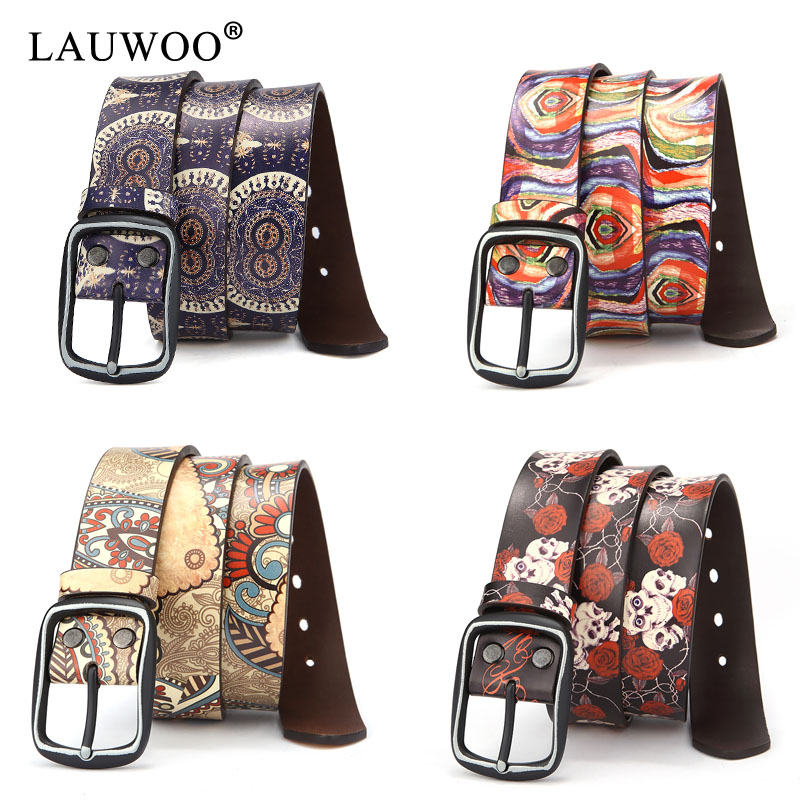 LAUWOO Women Belt Lus