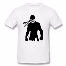 39a925f8852f Adult T Shirt Cotton 2018 Daredevil Art Men S Short Sleeve T Shirt