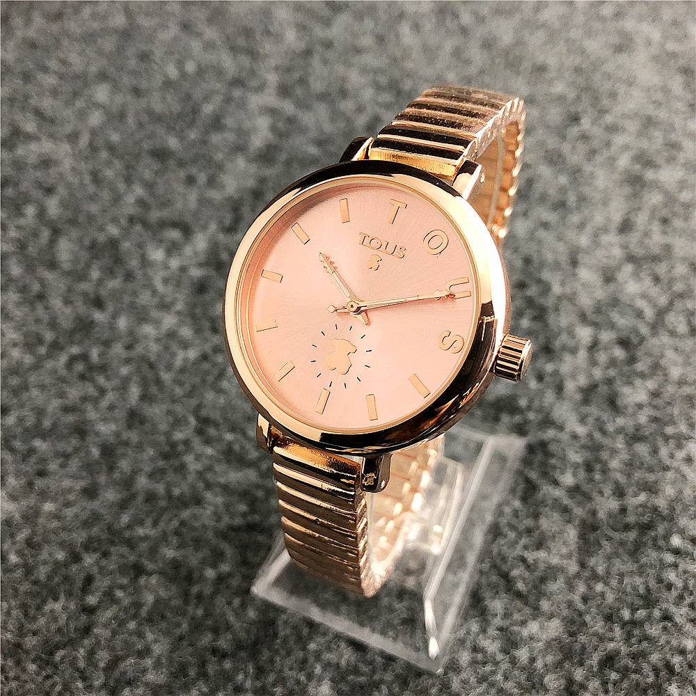 2019 NEW TOUS pulsera Women Watch Women Quartz Watches Ladies reloj  Crystal Luxury Female Wrist Watch Girl tous mujer tous