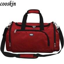 2017 мужская большой емкости портативных мешок Crossbody сумки деловые поездки короткие мужчины и женщины дорожная сумка