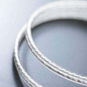Image 3 - FiiO LC 2.5B/3.5B/4.4B MMCX Dengeli kulaklık yedek kablo 2.5mm/3.5mm/4.4mm fiş shure/Westone/JVC/FiiO